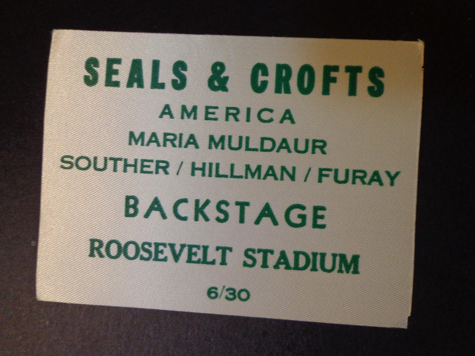 Seals & Crofts Lyrics Page 1 of 2